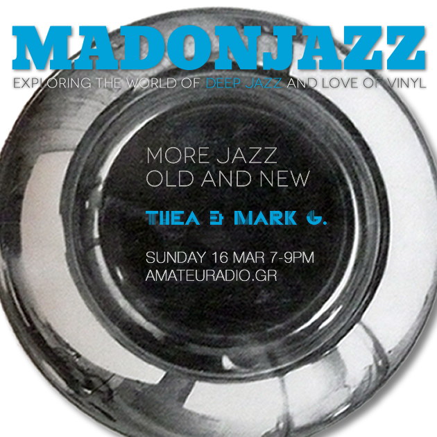 MADONJAZZ – Jazz Old & New