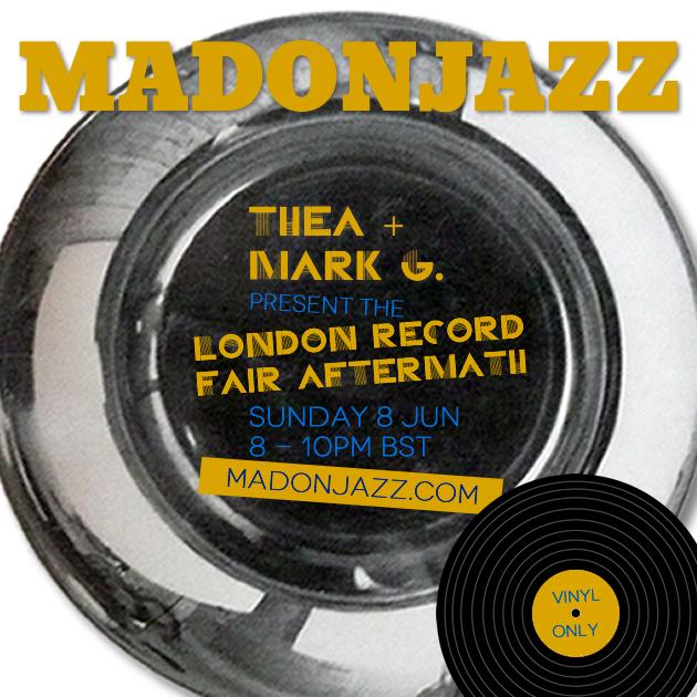 MADONJAZZ - Mad On Jazz