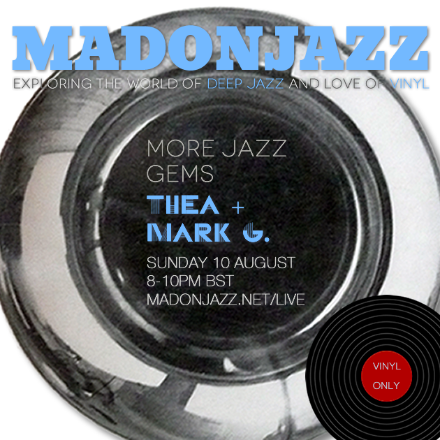 MADONJAZZ – More Deep Jazz II