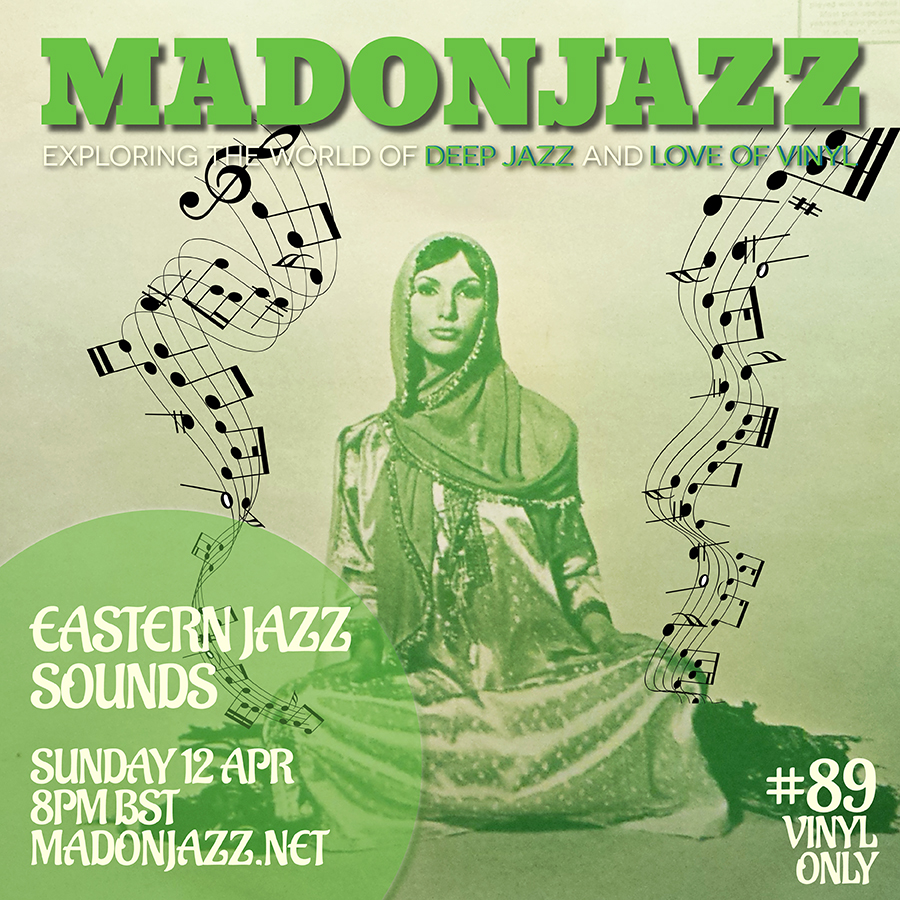 MADONJAZZ EASTERN JAZZ SOUNDS