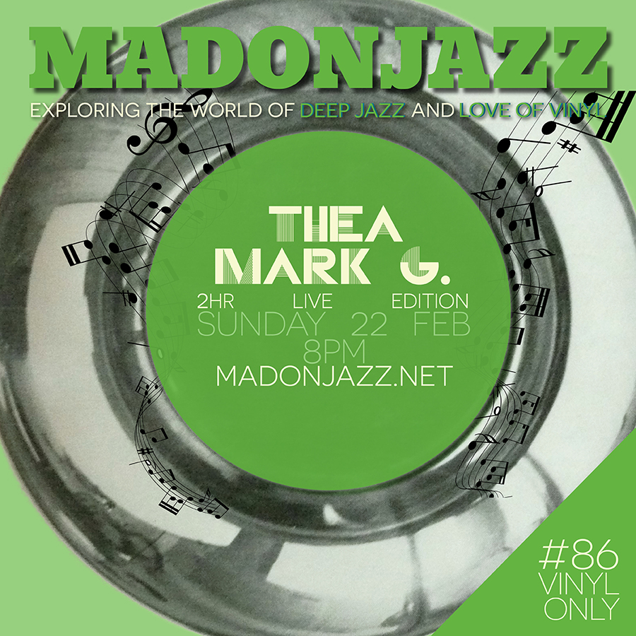 MADONJAZZ #86 – Deep Jazz sessions