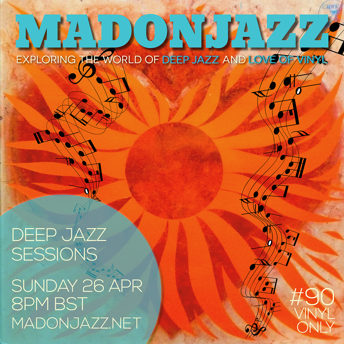 MADONJAZZ #90: Deep Jazz Sessions