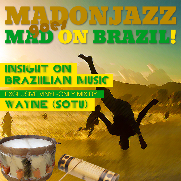 MADONJAZZ – Journey to Brazil by Wayne (SOTU)