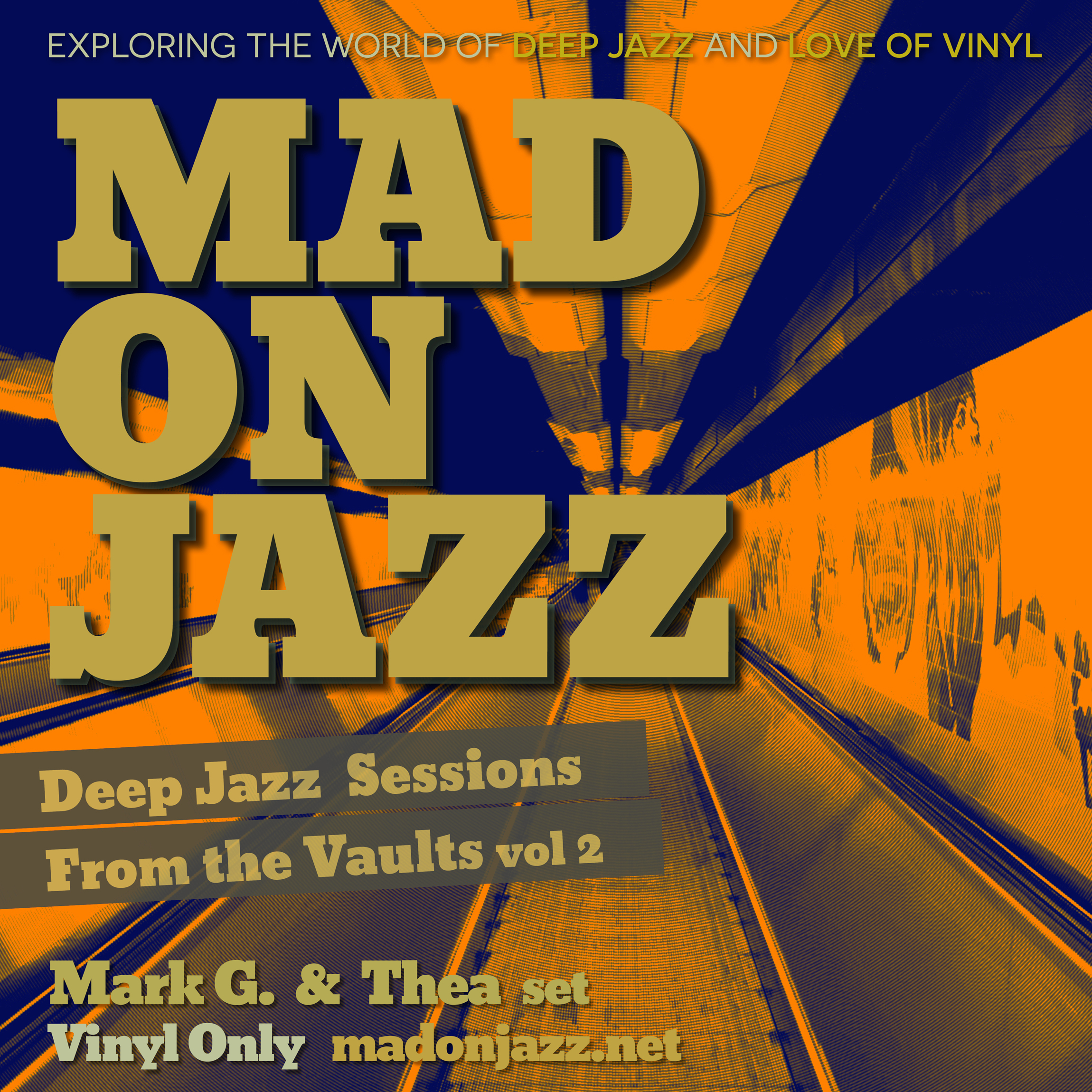 MADONJAZZ Deep Jazz Sessions : From the Vaults vol 2
