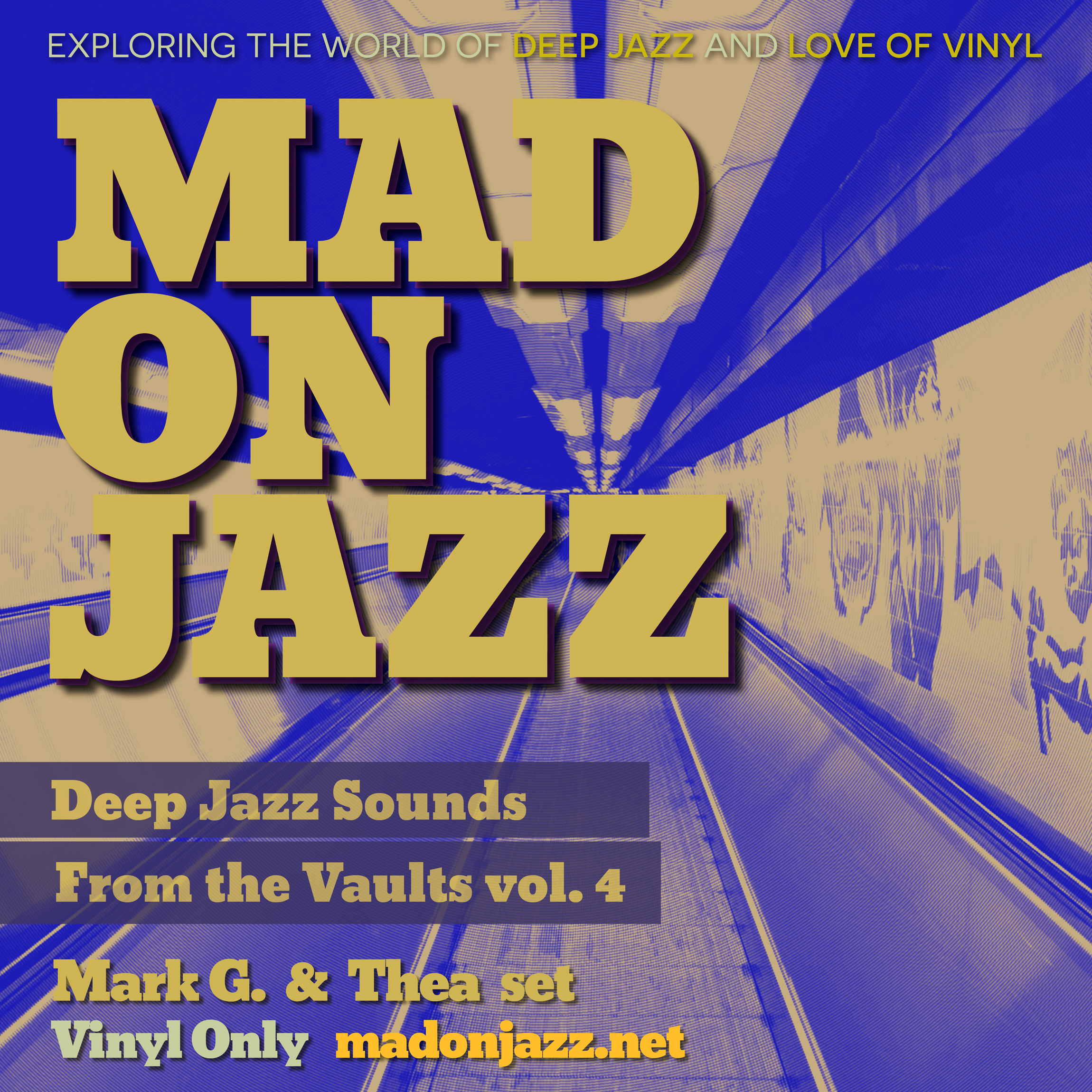 MADONJAZZ Deep Jazz Sessions : From the Vaults vol 4