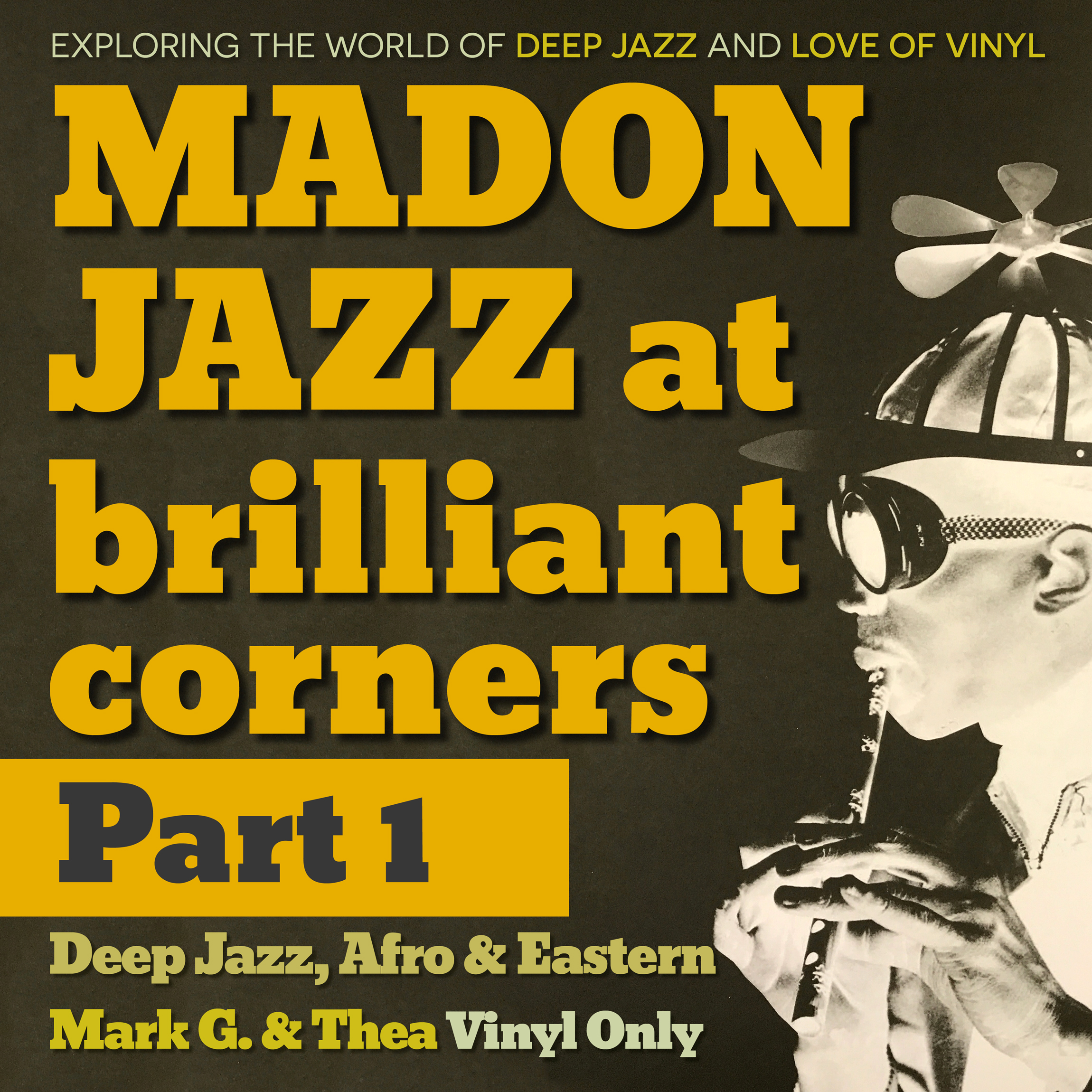 MADONJAZZ at Brilliant Corners, May 2017 – Pt 1