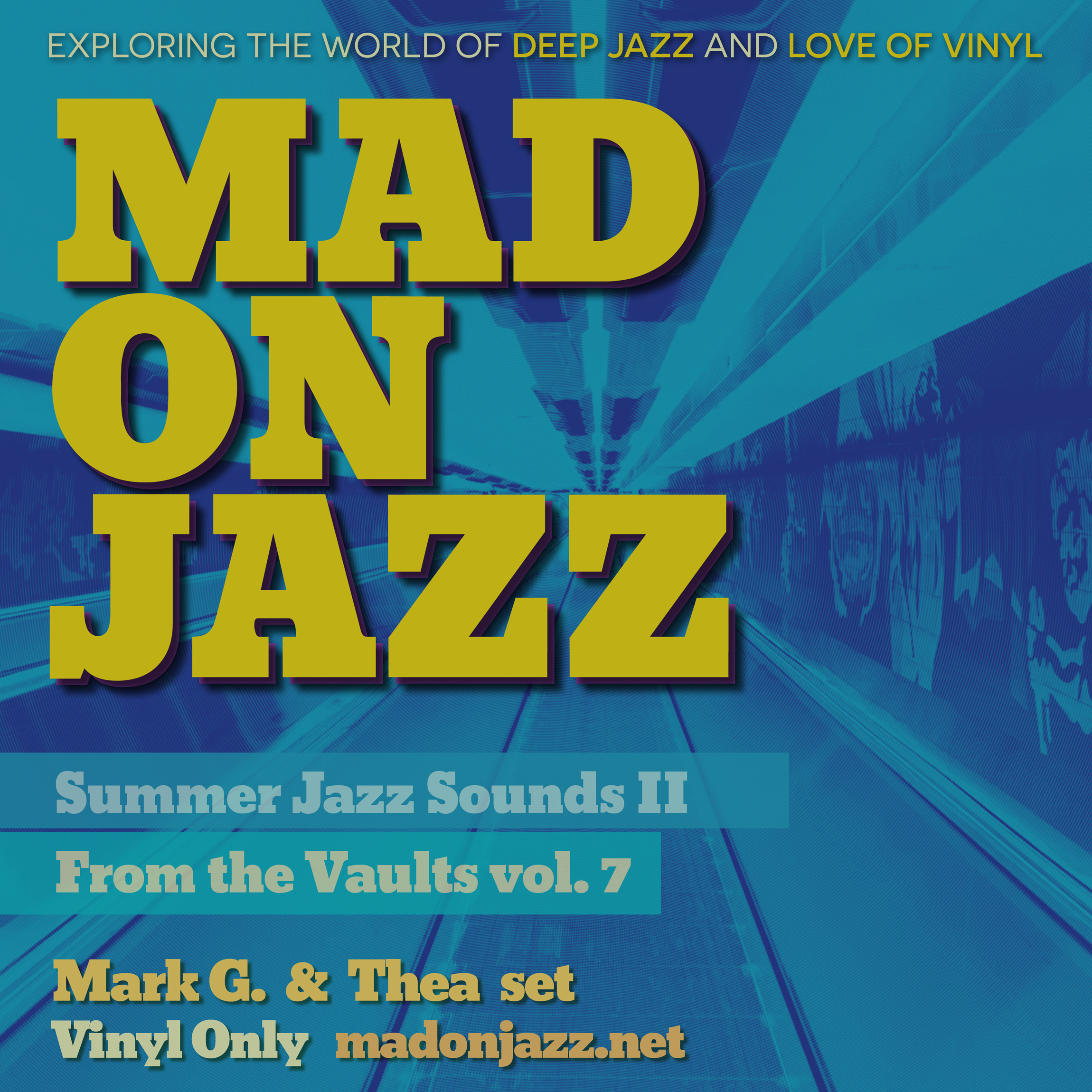 MADONJAZZ Frim the Vaults: Summer Jazz II
