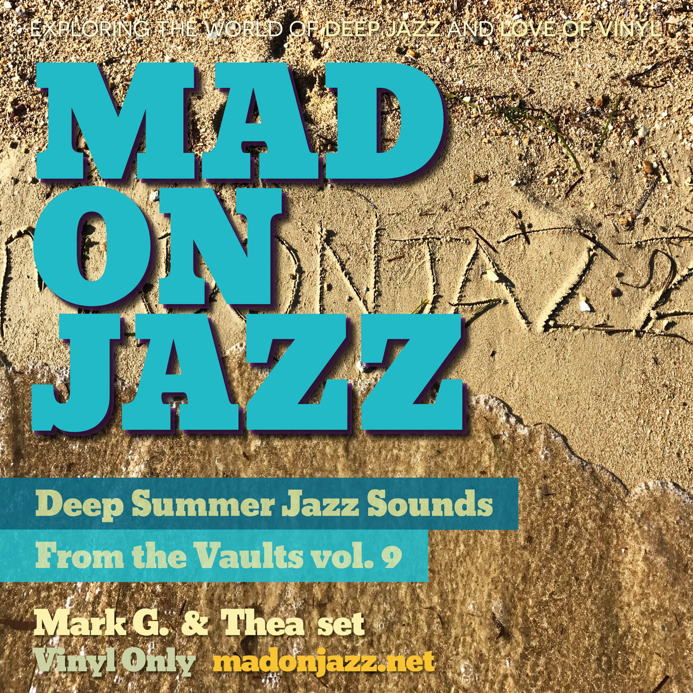 MADONJAZZ From the Vaults vol 9: Deep Summer Jazz Sounds