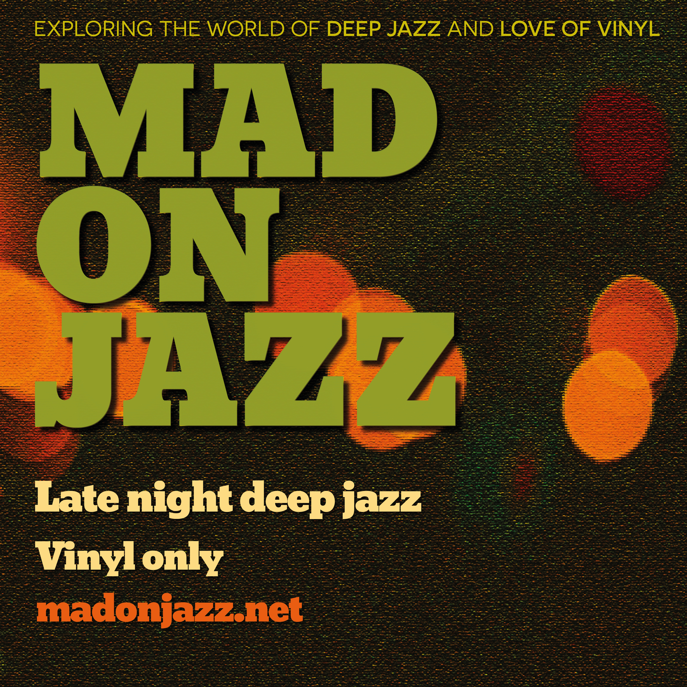 MADONJAZZ Late night deep jazz - vinyl only