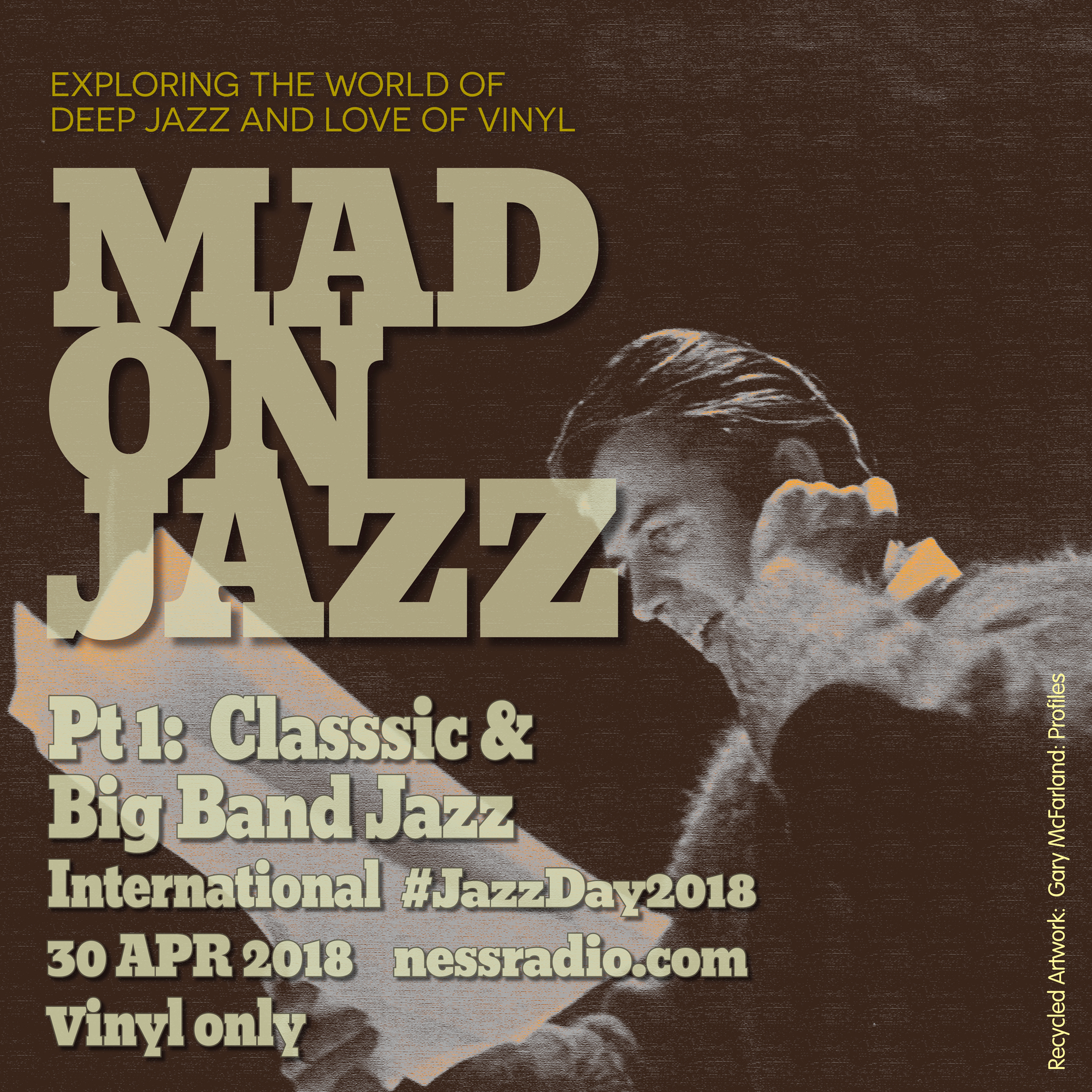 MADONJAZZ International Jazz Day special Pt 1: Classic and Big Band Jazz