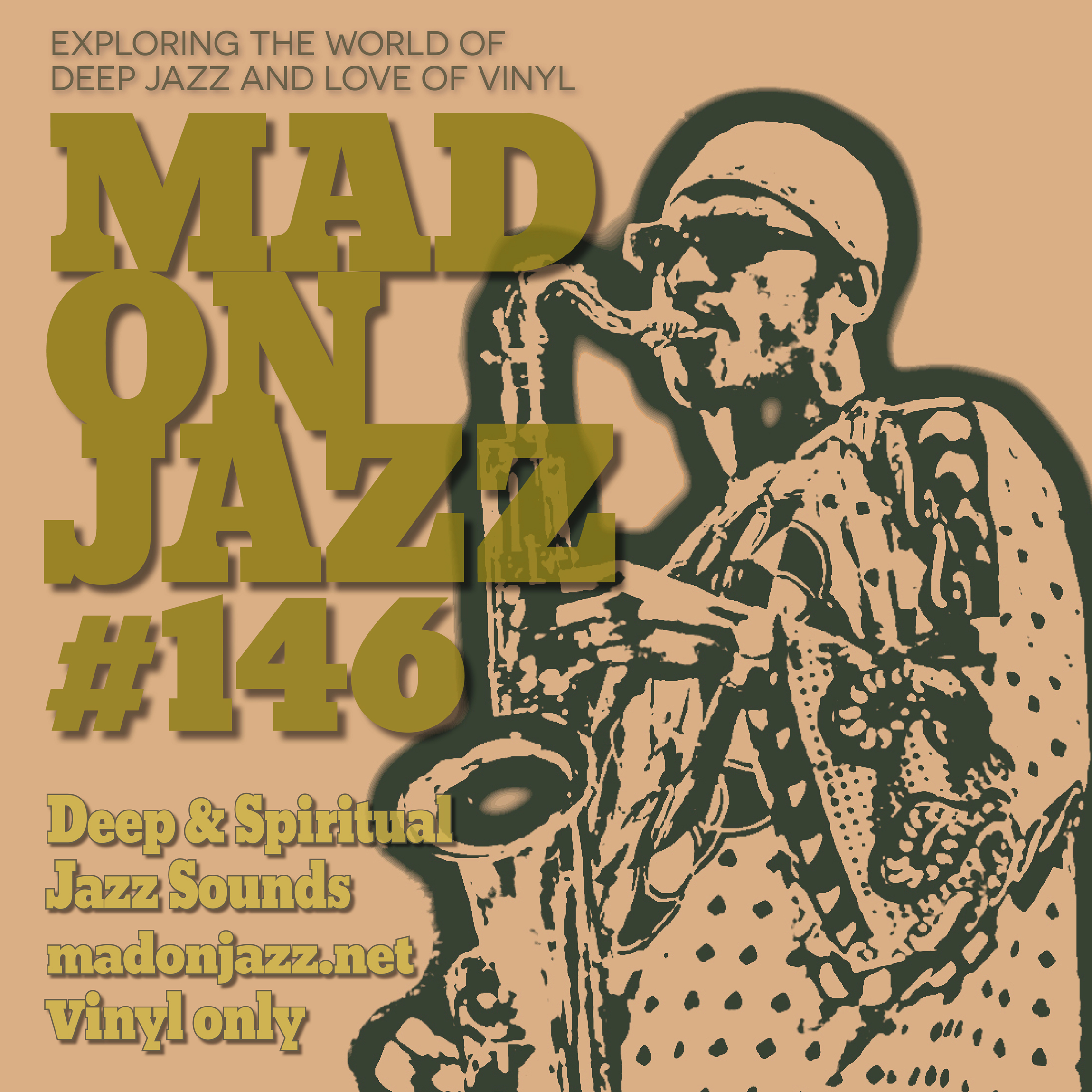 MADONJAZZ #146 Deep Spiritual Jazz Sounds