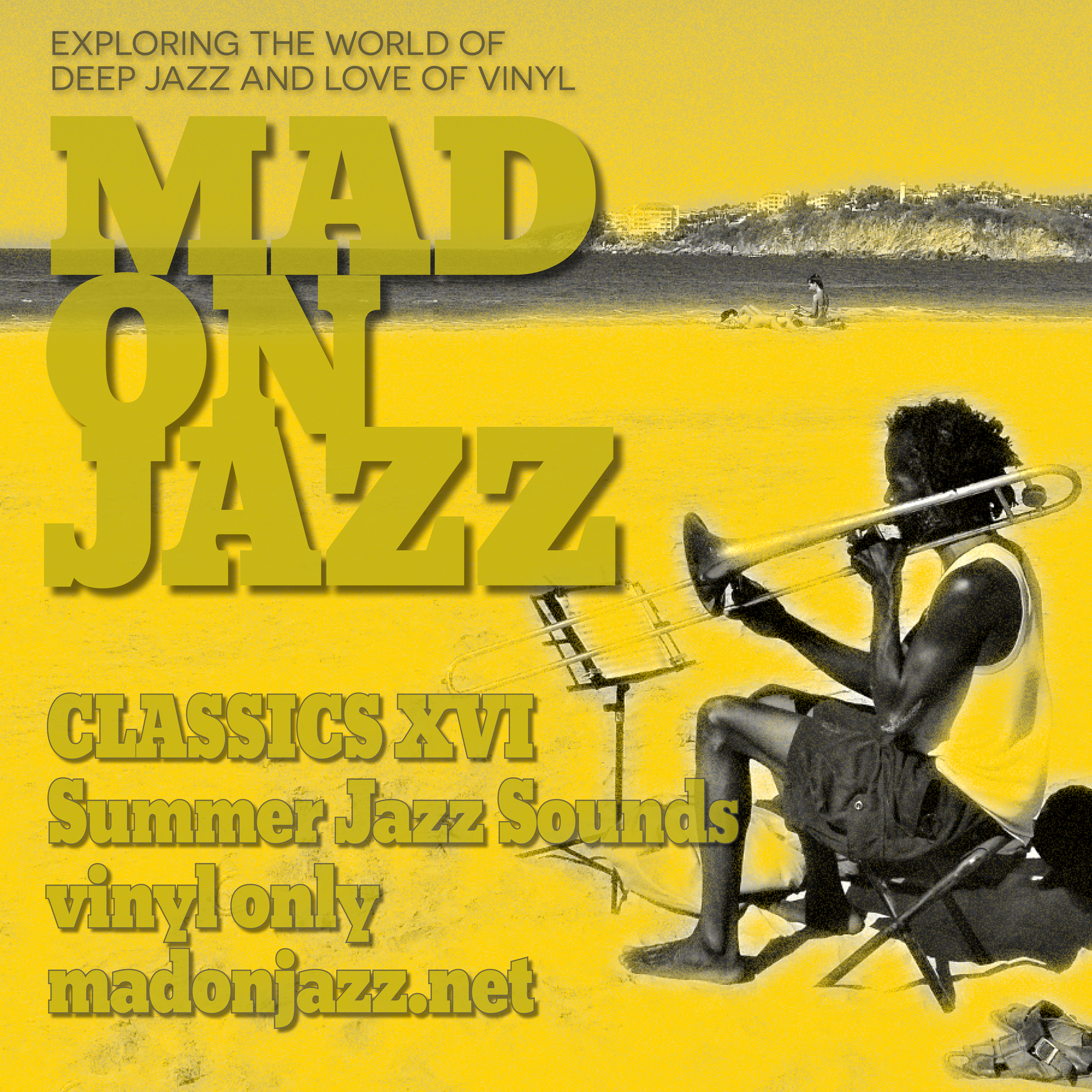 MADONJAZZ CLASSICS: Summer Jazz Sounds