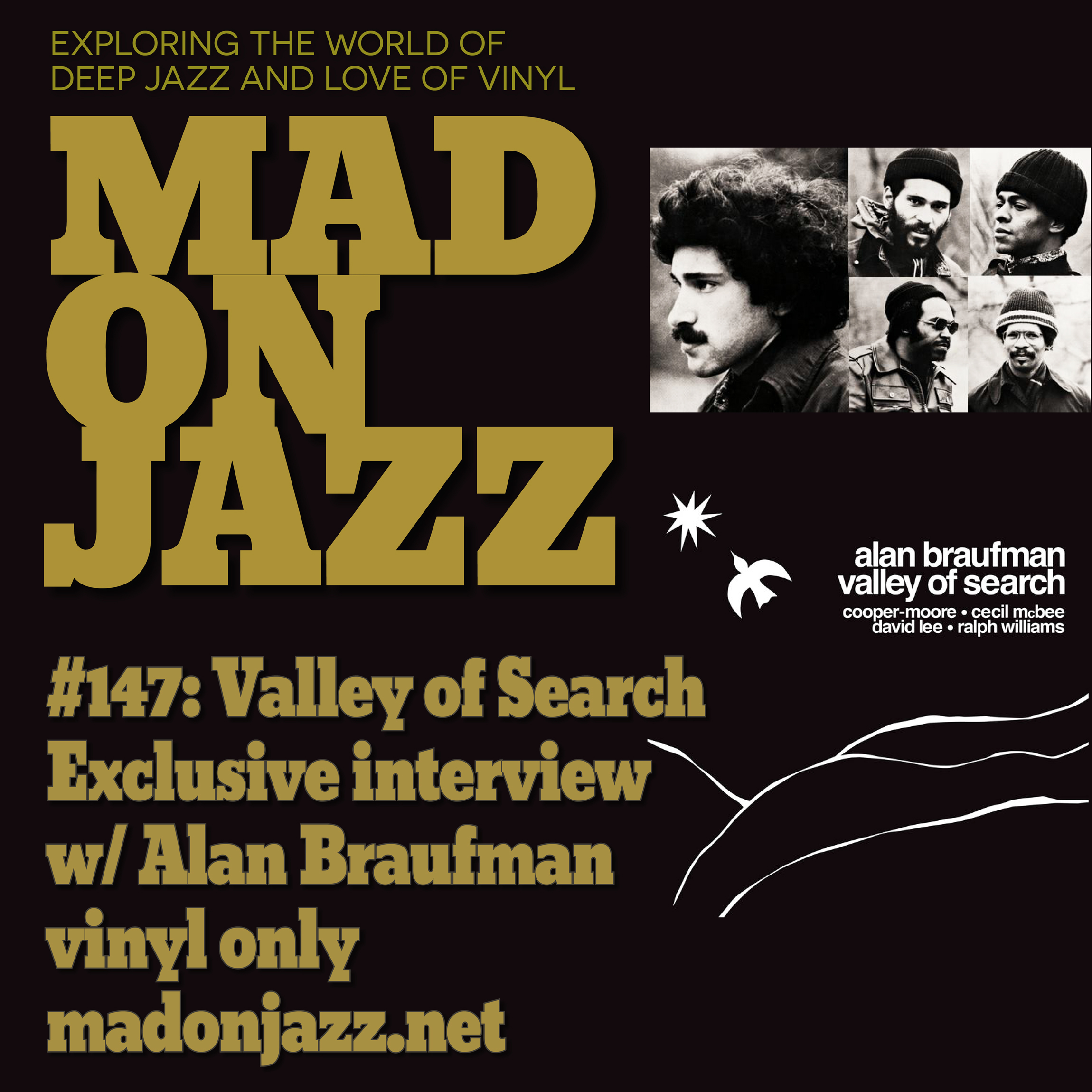 MADONJAZZ #147: 'Valley of Search' special.
