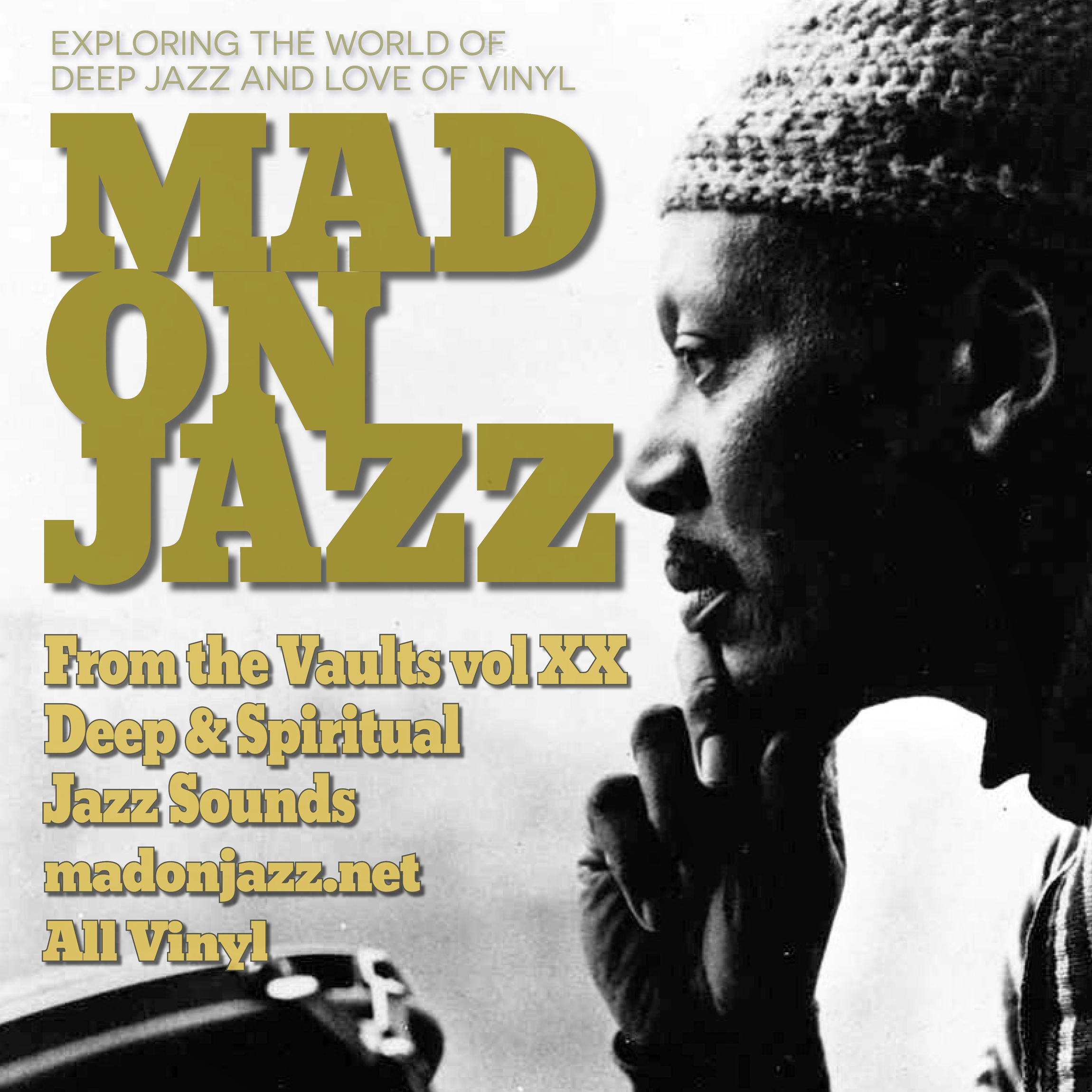MADONJAZZ From the Vaults vol 20: Deep & Spiritual Jazz Sounds - Randy Weston