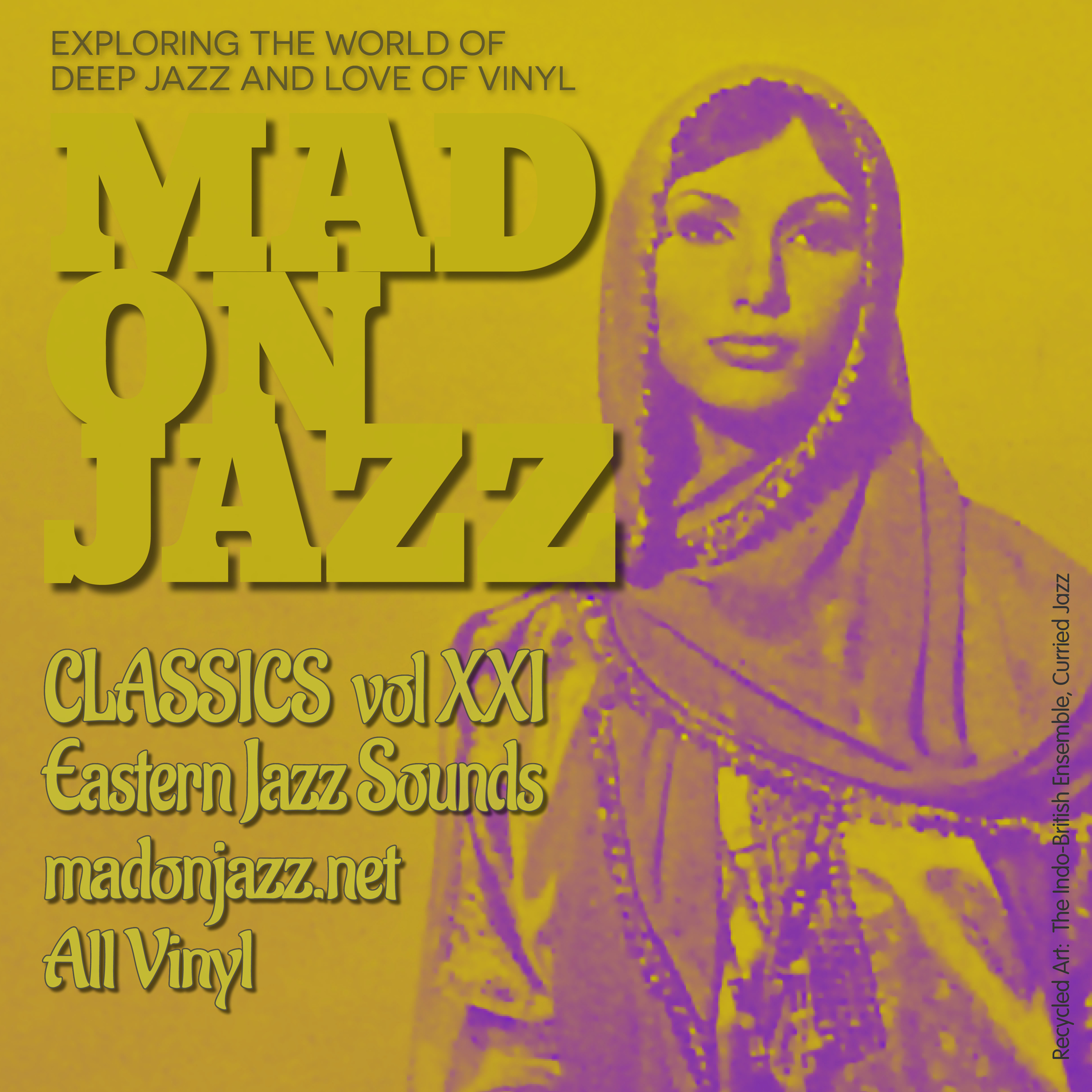 MADONJAZZ Classics: Eastern Jazz Sounds