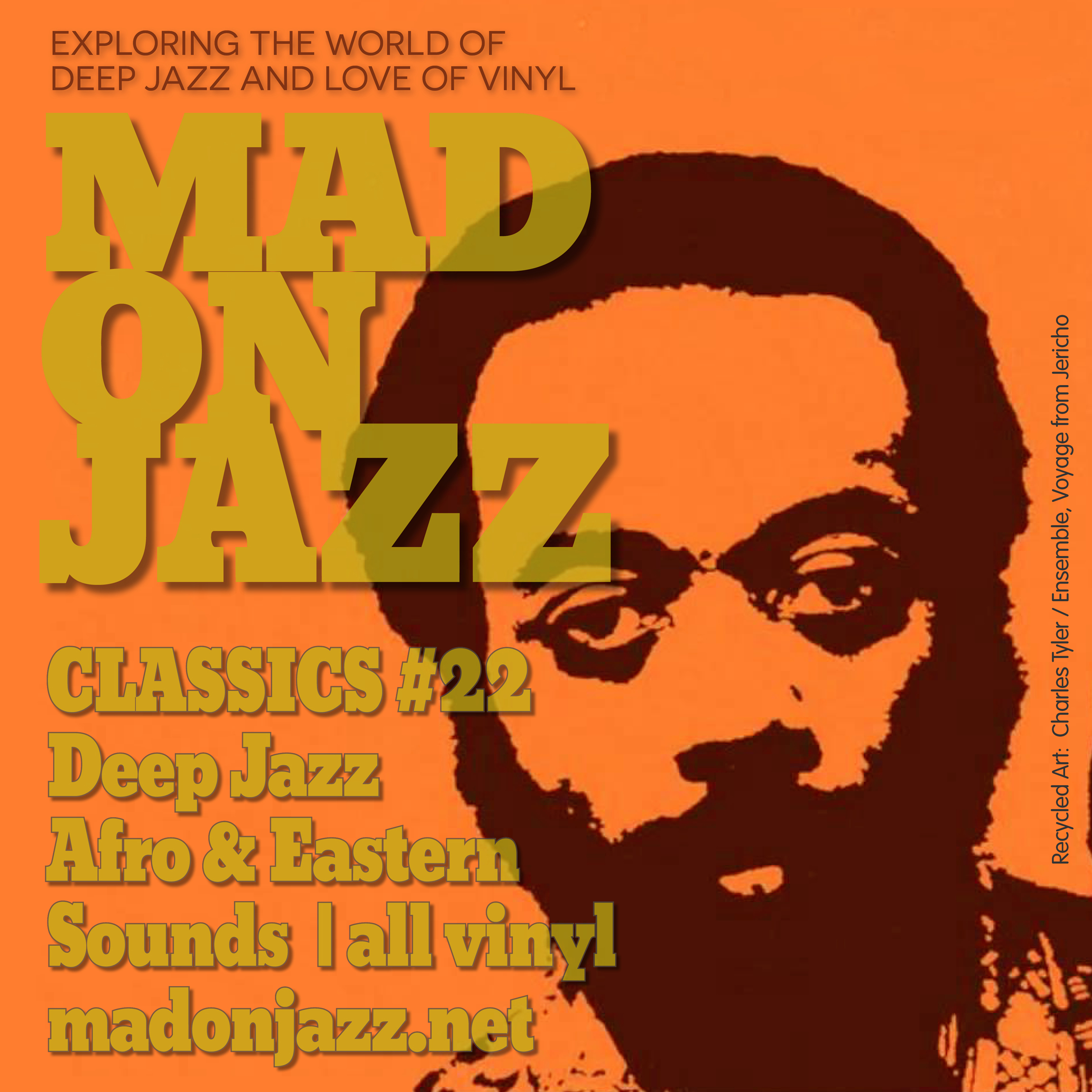 MADONJAZZ CLASSICS vol 22: Deep Jazz, Afro & Eastern Jazz Sounds All vinyl