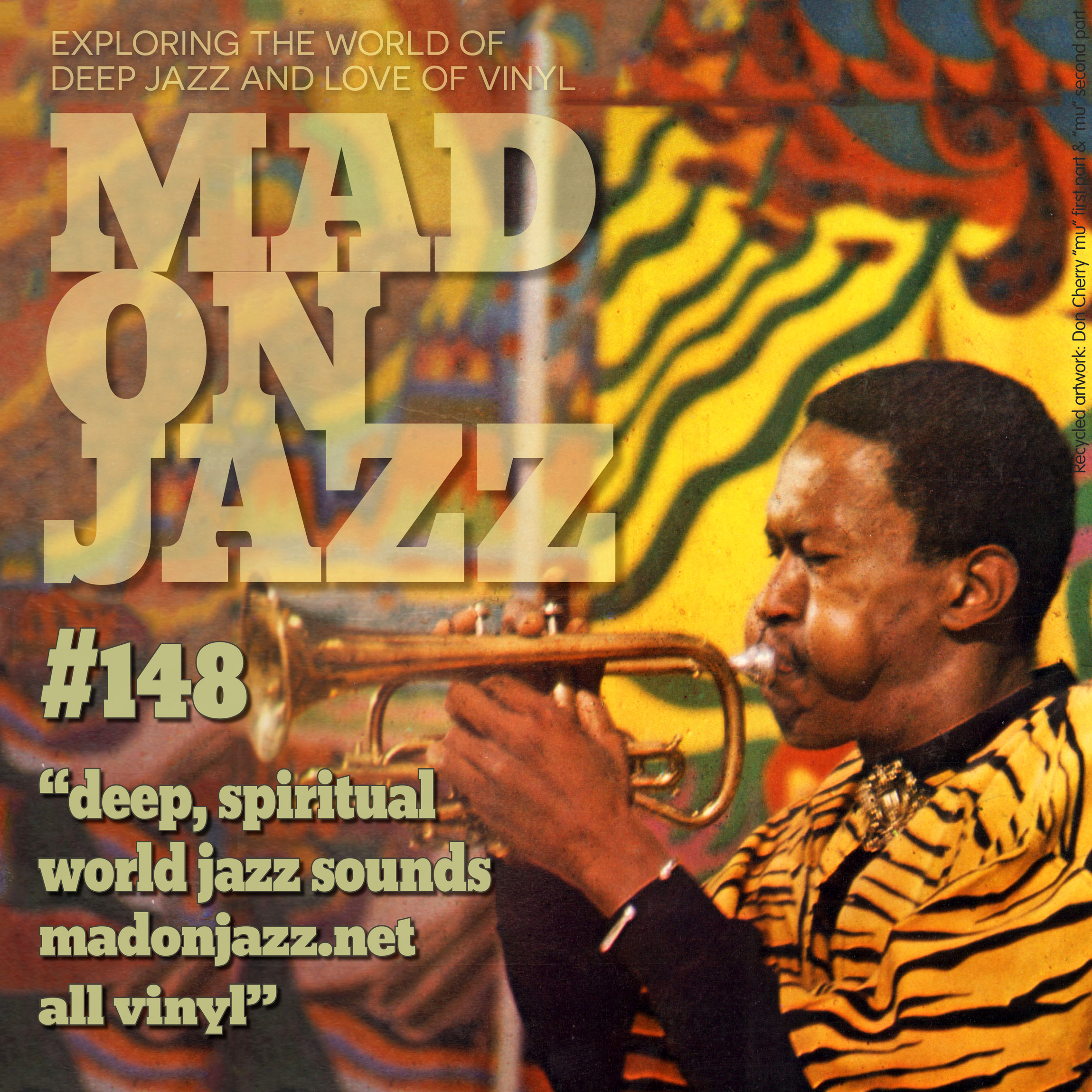 MADONJAZZ 148 Deep Spiritual World Jazz Sounds