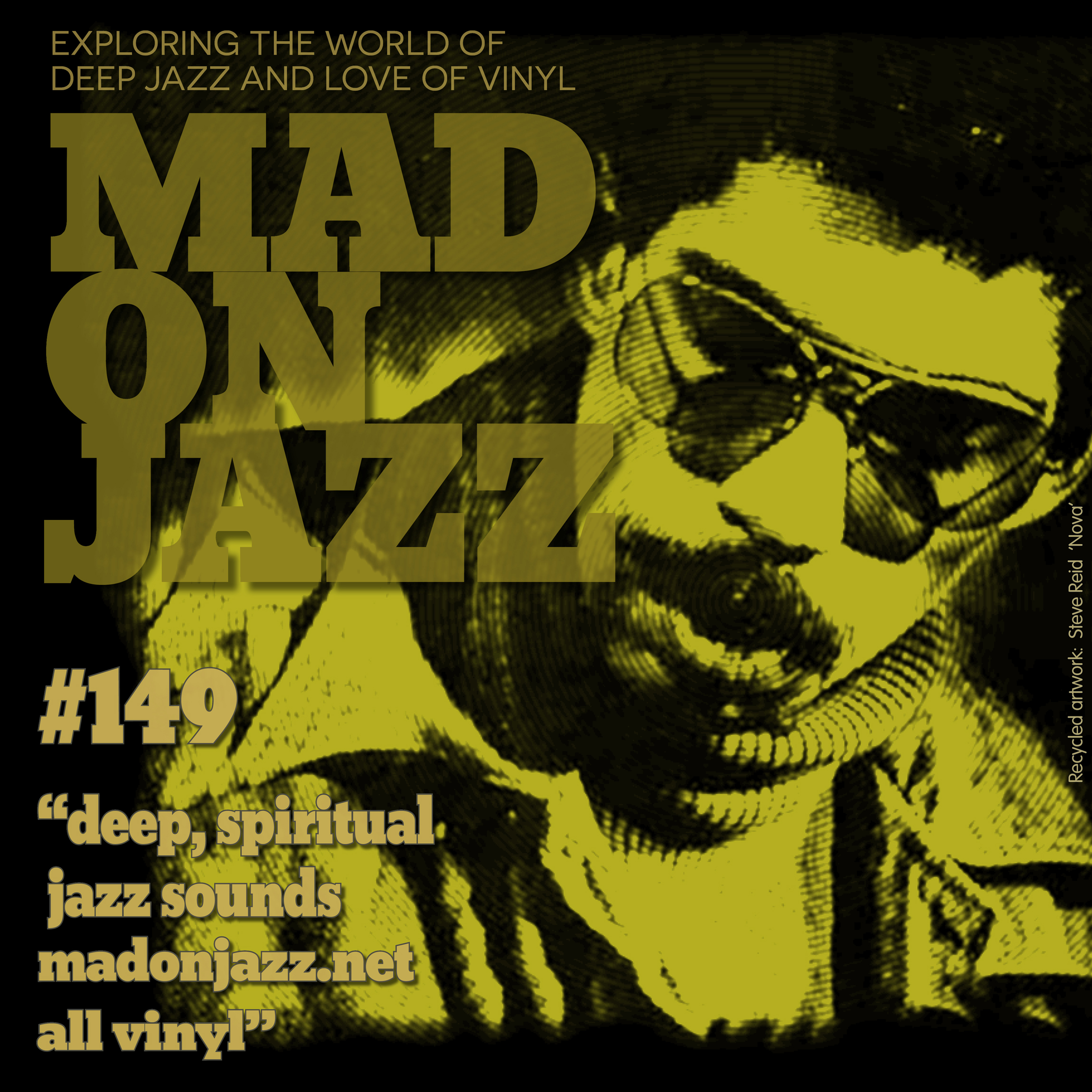 MADONJAZZ #149: Deep, spiritual Jazz Sounds