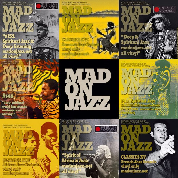 MADONJAZZ IS 6 YRS OLD!! DEEP JAZZ AND LOVE OF VINYL