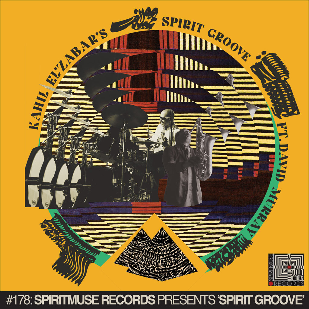 Spiritmuse Records presents 'Kahil El'Zabar's Spirit Groove ft. David Murray'